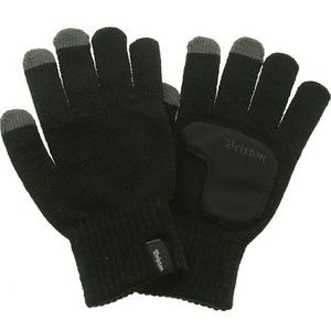 Brixton Accessories - Brixton butcher gloves black black